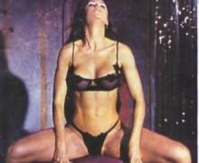 Demi Moore en Striptease